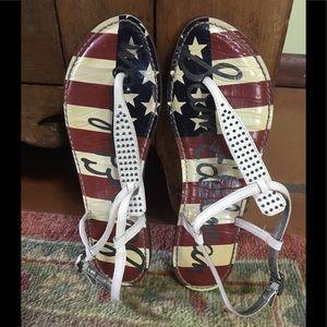 Pretty Sam Edelman Gigi sandals 👡! 🇺🇸